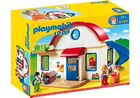 suburban home 6784 playmobil 174 usa