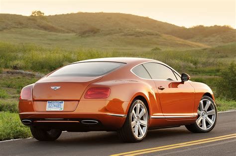 2011 Bentley Continental Gt Review Photo Gallery Autoblog