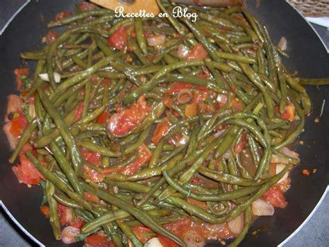 comment cuisiner haricots verts comment cuire haricot vert frais