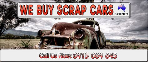 Unwanted Car Removals We Buy Scrap Cars Sydney