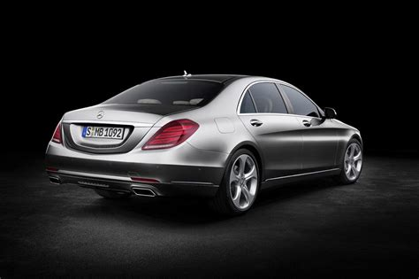 New Mercedes Sclass by 2014 Mercedes S Class Revealed Official