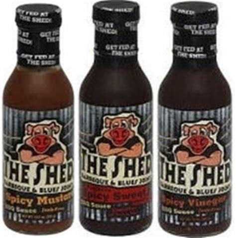 the shed barbeque sauce bbq chain restaurant recipes the shed bbq sauces
