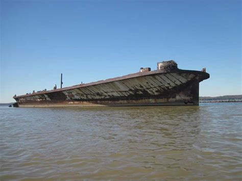 The Ghost Fleet of Mallows Bay | Sometimes Interesting
