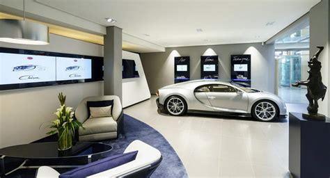 Bugatti Opens Showroom In Hamburg Following High Chiron