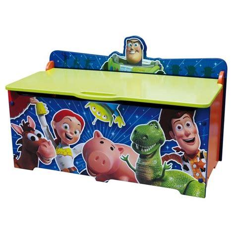 coffre a jouet disney coffre 224 jouets en bois disney story grand mod 232 le chambre d enfant disney la f 233 e du jouet