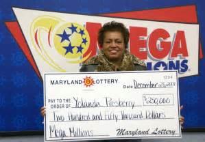 Maryland Lottery Mega Millions