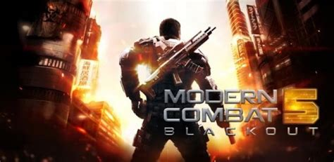 android passo a passo baixar modern combat 5 blackout