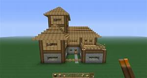 Perfect Minecraft Survival House!! -Tutorial - YouTube