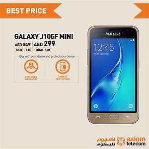 Samsung Galaxy J105f Mini Dual Sim Smartphone Offer At Axiom