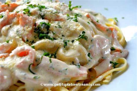 recette de p 226 tes au saumon fum 233 petits plats entre amis
