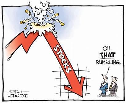 Cartoon Stocks Market Saham Euthanasia Dan Investing