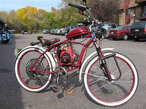 Motorized Bicycle Diy  The Hard Way