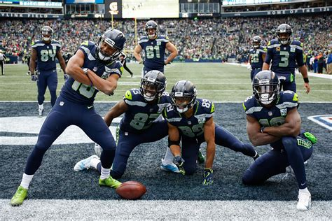 seahawks reveal  schedule   prime time tv games