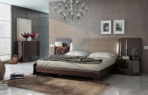 Platform Bedroom Set by Barcelona Platform Bedroom Set Esf Furniture Furniture Cart