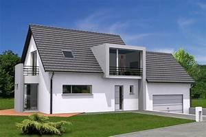 photo maison neuve moderne With maison simple et moderne