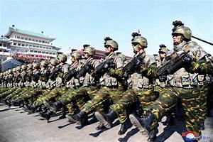 N.Korea celebrates army anniversary with military parade ...
