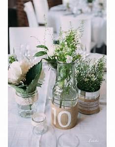 Centre De Table Mariage : centre de table vase mariage pinterest wedding ~ Melissatoandfro.com Idées de Décoration