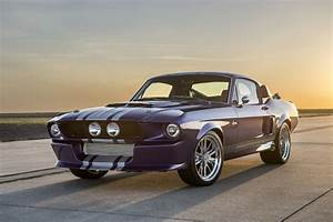 This Replica '67 Shelby GT500CR 900S Mustang Is Fit For A Sheikh
