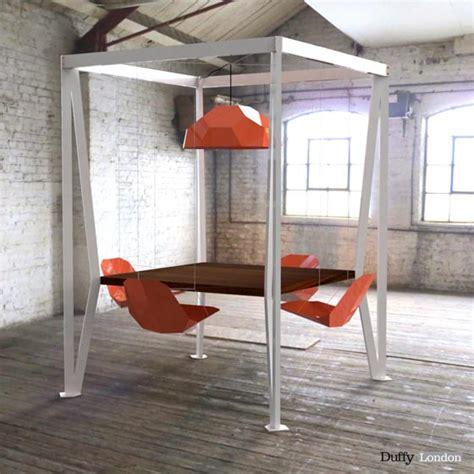 cool swing chairs  indoor  outdoor design swan