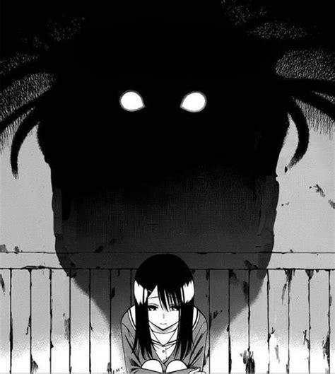 scary shadow anime girl google search shadows dark