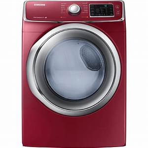 Samsung 7 5 Cu  Ft  Front-load Electric Dryer