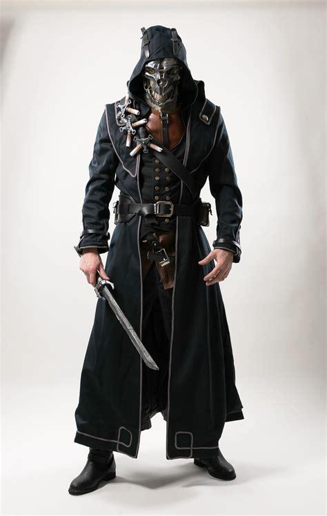 Corvo Attano Full By Neoncowboy On Deviantart
