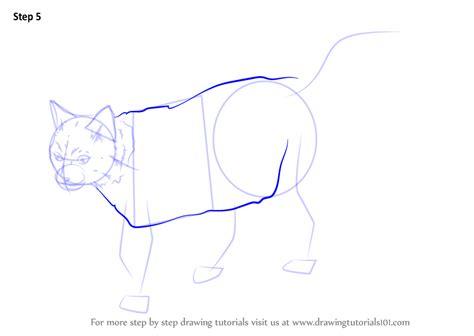 step  step   draw  black cat drawingtutorialscom