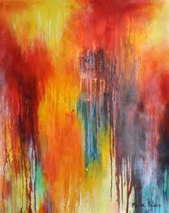 Colorful Modern Abstract Paintings