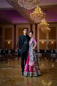 Real Punjabi Wedding: Modern Indian Bridal Dresses - 3