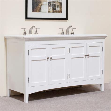 white 60 inch vanity shop marble top white 60 inch sink vanity free