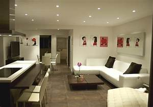 best modeles coloration interieur de maison gallery With awesome couleur peinture salon tendance 6 cuisine photo 55 peinture