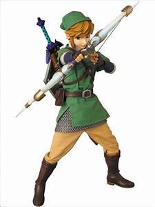 Medicom Real Action Hero Legend of Zelda Skyward Sword ...