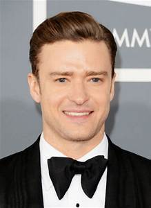 Justin Timberlake39s Straight Hair At The Grammy Awards