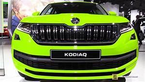 4x4 Skoda Kodiaq : 2017 skoda kodiaq 4x4 exetrior and interior walkaroud debut at 2016 paris motor show youtube ~ Medecine-chirurgie-esthetiques.com Avis de Voitures