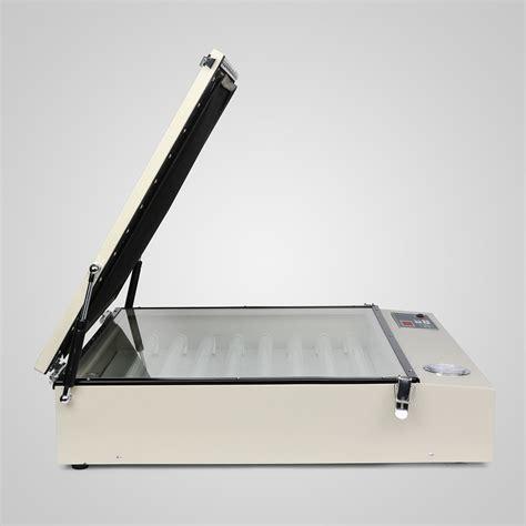 vacuum uv exposure unit screen printing machine precision