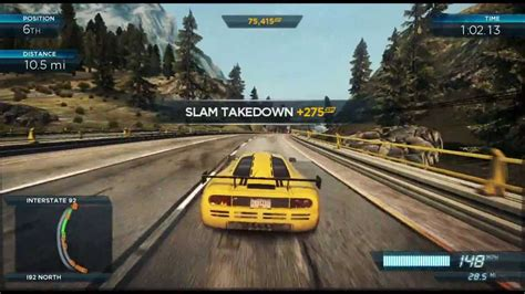need for speed wii need for speed most wanted u wii u gameplay