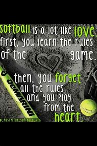 Best 25 Ideas About Softball Sayings And Quotes