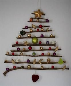 Weihnachtsdekoration Selber Basteln : atemberaubende dekoration weihnachtsbaum deko selber ~ Articles-book.com Haus und Dekorationen