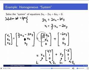 Linear Algebra - NCAA | Johns Hopkins Center for Talented ...