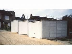 garage en beton modubat With fabricant de garage prefabrique