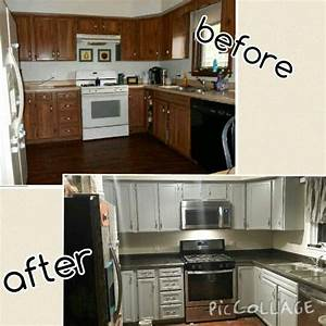 17 best images about contact paper on countertops on With kitchen colors with white cabinets with papier polaroid
