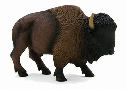 Bison Tierfigur Amerikanischer Mojo Neu