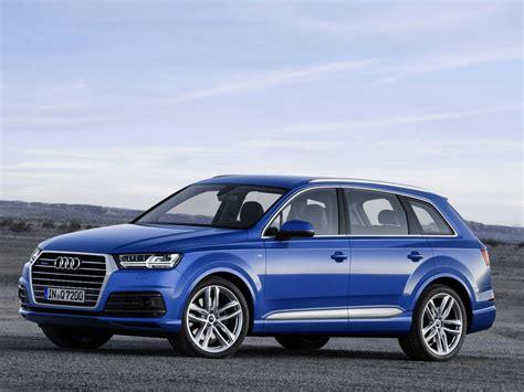 2018 Audi Q7 Pictures Full Desktop Backgrounds