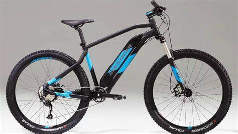 elektrische mountainbike decathlon dropt betaalbare  bike voor avontuur