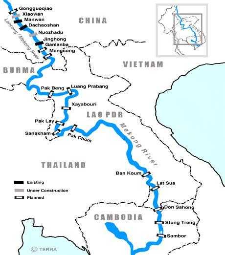 Mekong Mainstream Dams   International Rivers