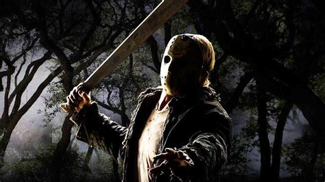 Background Jason by Jason Voorhees Friday The 13th Wallpapers Wallpaper Cave
