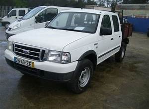 Sold Ford Ranger 4x4 Cab Dupla