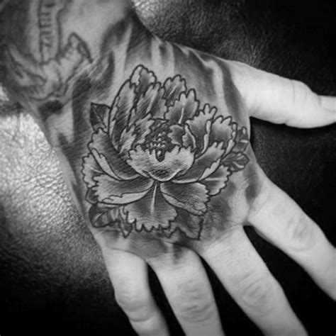 japanese flower tattoo designs  men floral ink ideas