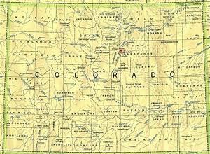 Colorado Base Map