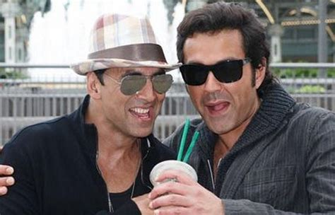 Akshay Kumar And Bobby Deol Are Reuniting After Seven